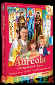 Aureola- od Stanisława do Karola album+etui
