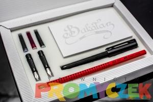 Zestaw kaligraficzny – BAKAŁARZ