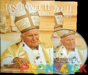 Jan Paweł II 16.06.1999 r. - Stary Sącz
