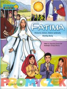 FATIMA - Historia dzieci, które widziały Matkę Bożą